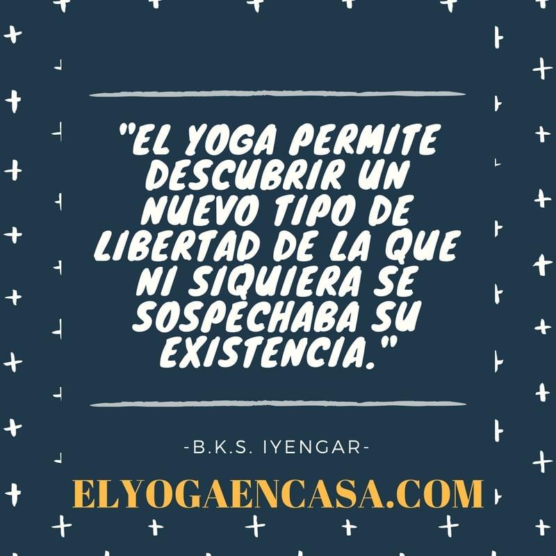 30frases Iyengar Yoga