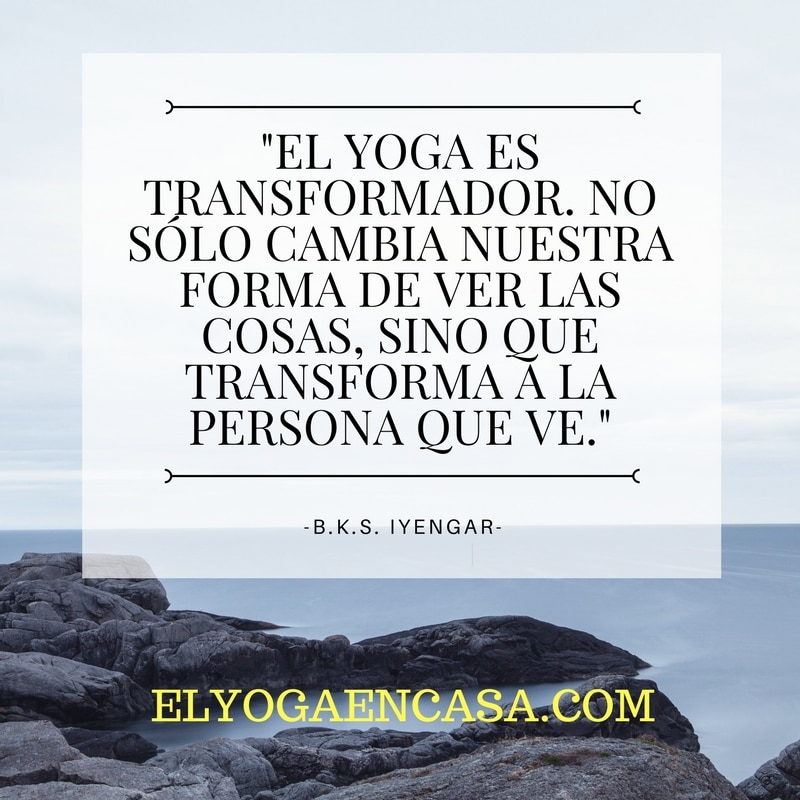 30 Frases Inspiradoras De Yoga Del Maestro Bks Iyengar