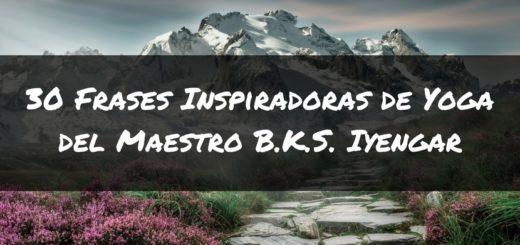 Frases B.K.S. Iyengar